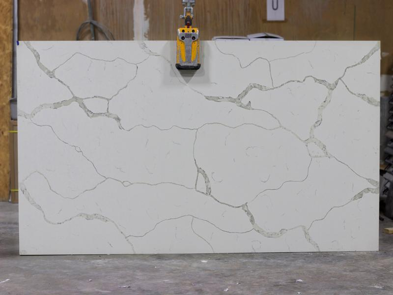 CALLACATA CLASSIQUE Granites by Erva Stone & Design Fabricates at Fairfax, VA