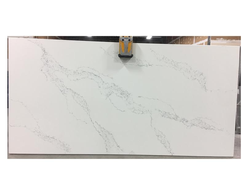Chantilly Granites by Erva Stone & Design Fabricates at Fairfax, VA