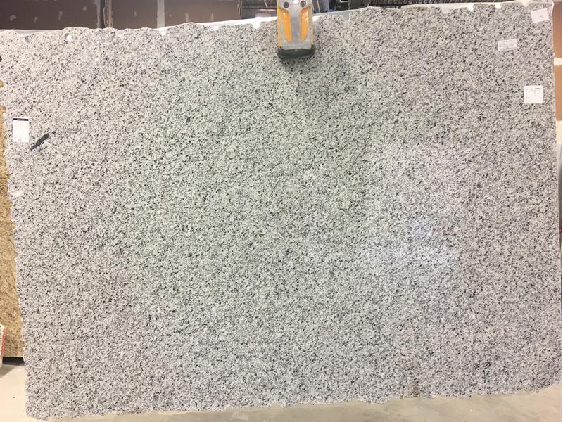 LUNA PEARL Granites by Erva Stone & Design Fabricates at Fairfax, VA