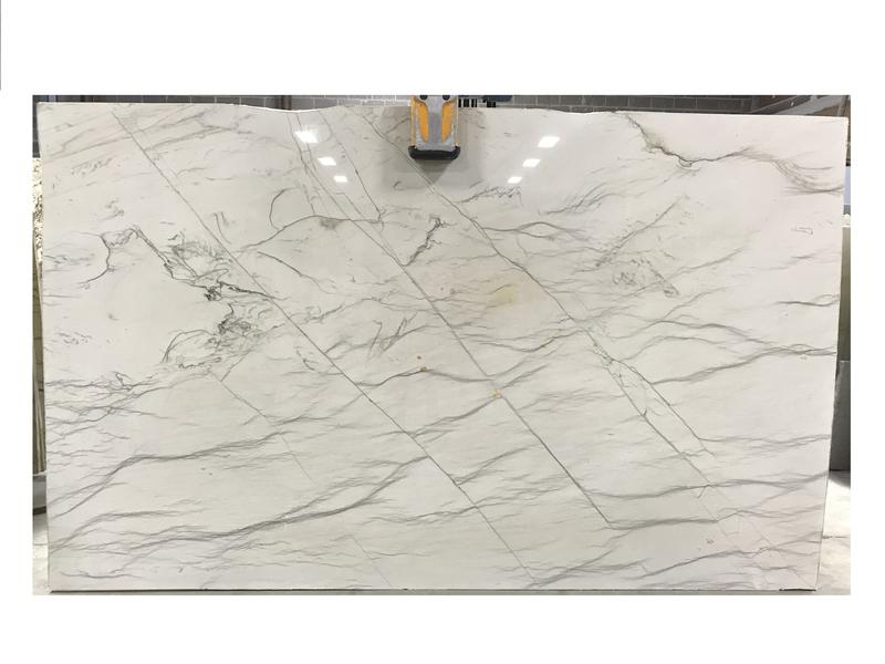 Mont Blanc Granites by Erva Stone & Design Fabricates at Fairfax, VA