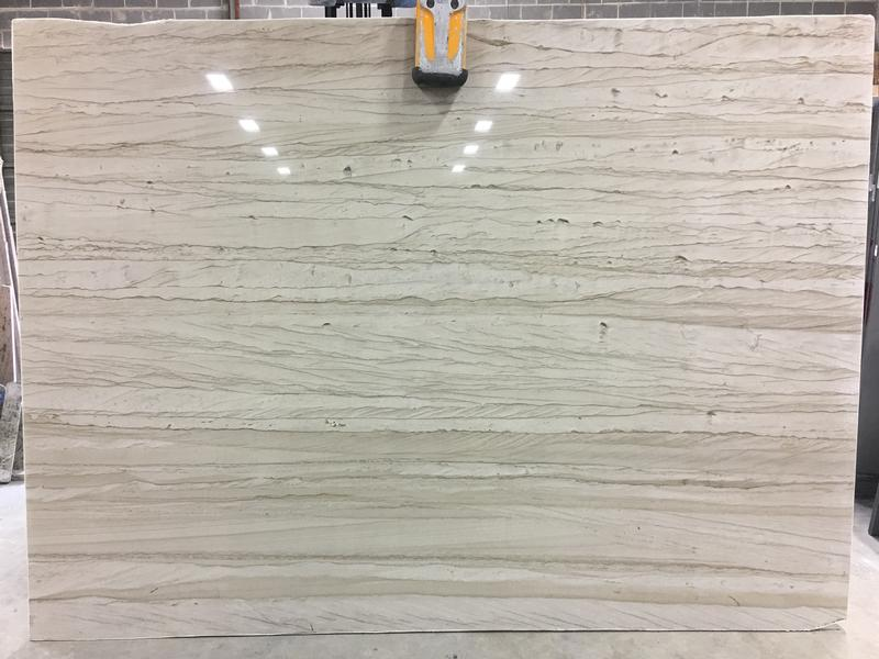 Mustang Quartzite Granites by Erva Stone & Design Fabricates at Fairfax, VA