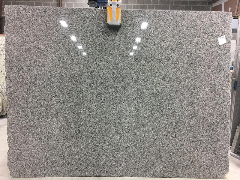 New Caledonia Granites by Erva Stone & Design Fabricates at Fairfax, VA