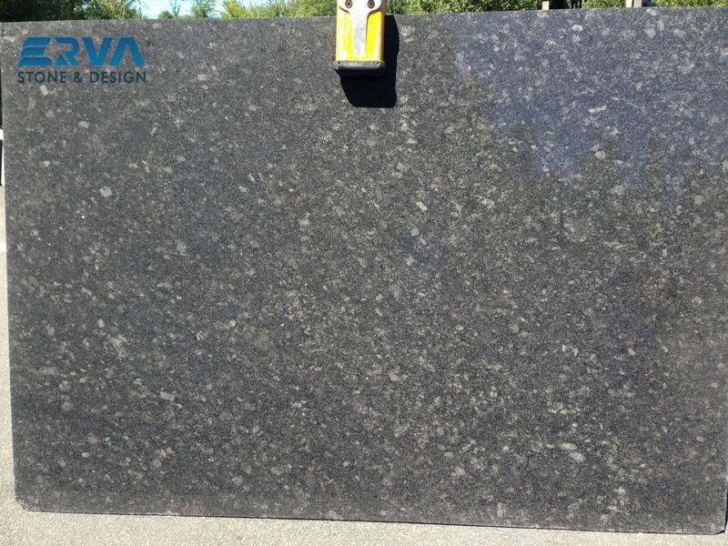 Steel Gray Granite Granites by Erva Stone & Design Fabricates at Fairfax, VA