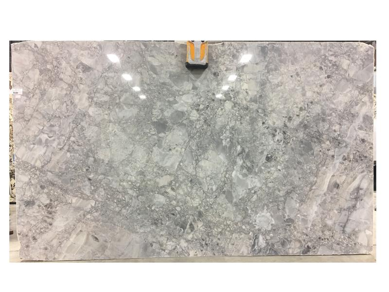 Super White Polished Granites by Erva Stone & Design Fabricates at Fairfax, VA