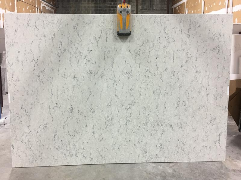 Mercer Granites by Erva Stone & Design Fabricates at Fairfax, VA