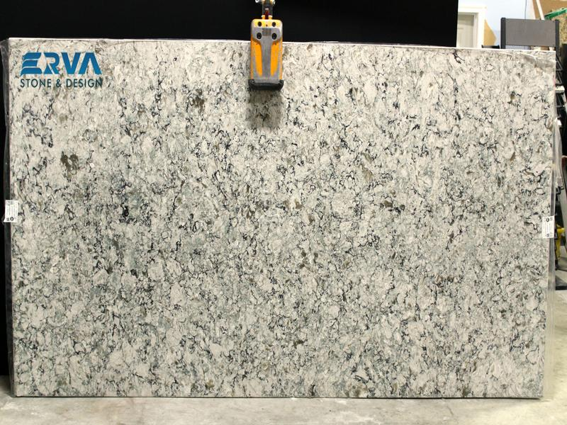 Praa Sands Granites by Erva Stone & Design Fabricates at Fairfax, VA